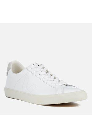 Veja Men Sneakers - Men's Esplar Leather Trainers