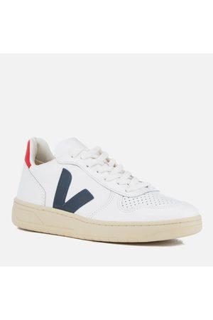 Veja Men Sneakers - Men's V-10 Leather Trainers