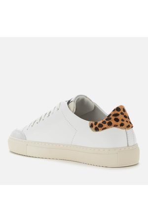 Axel Arigato Women Sneakers - Women's Clean 90 Triple Animal Leather Cupsole Trainers