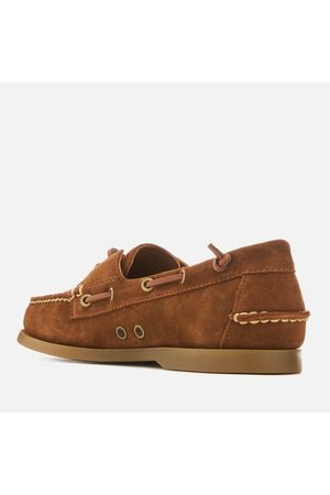 Polo Ralph Lauren Men Shoes - Men's Merton Suede Boat Shoes