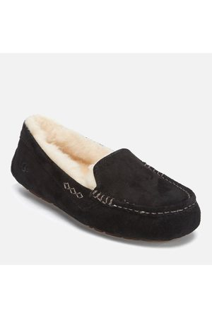 UGG Women Loafers - Women's Ansley Moccasin Suede Slippers