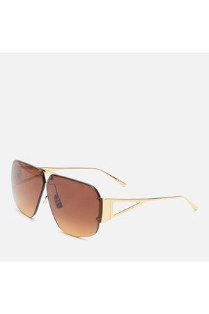 Bottega Veneta Women's Aviator Sunglasses
