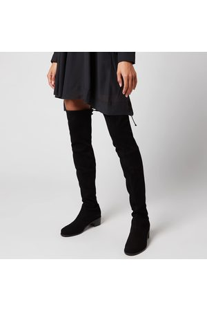 Stuart Weitzman Women Thigh High Boots - Women's Midland Suede Over The Knee Heeled Boots