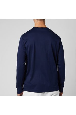 Polo Ralph Lauren Men's Custom Slim Fit Long Sleeve T-Shirt