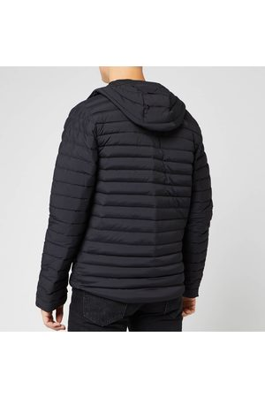 The North Face Men Puffer Jackets - Men's Stretch Down Hooded Jacket