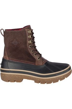 Sperry Top-Sider Men Boots - Men's Sperry Ice Bay Boot /Tan, Size 7M
