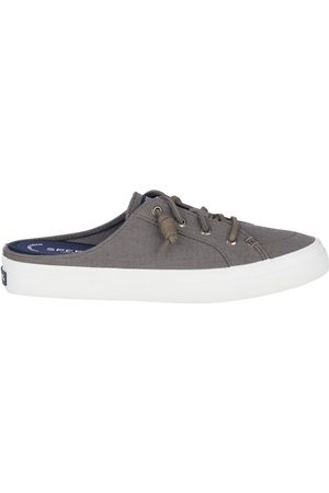 Sperry Top-Sider Women's Sperry Crest Mule Sneaker Grey, Size 5M