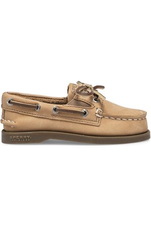 Sperry Top-Sider Sperry Kids Authentic Original Slip On Boat Shoe Sahara, Size 5M
