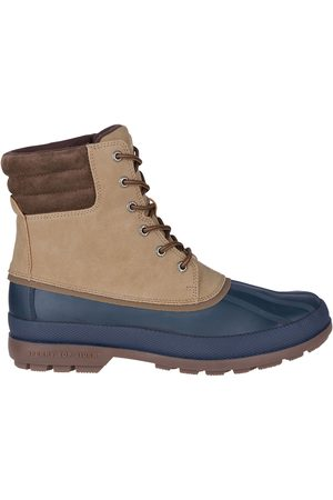 Sperry Top-Sider Men's Sperry Cold Bay Duck Boot Taupe/Navy, Size 7M