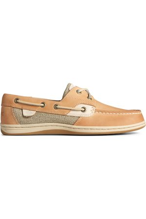 Sperry Top-Sider Women's Sperry Koifish Boat Shoe LinenOat, Size 5M