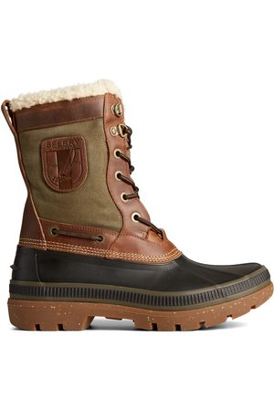 Sperry Top-Sider Men's Sperry Ice Bay Tall Boot /Olive, Size 7M