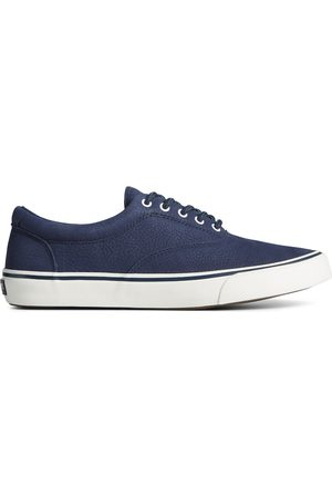 Sperry Top-Sider Men's Sperry Striper II CVO Washable Sneaker Navy, Size 7M