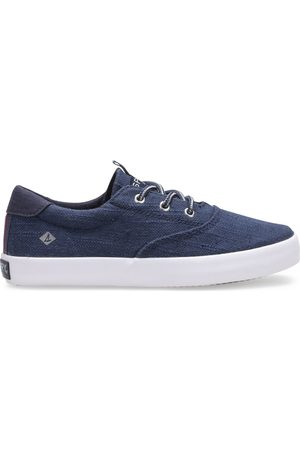 Sperry Top-Sider Sperry Kids Spinnaker Washable Sneaker Navy, Size 1M