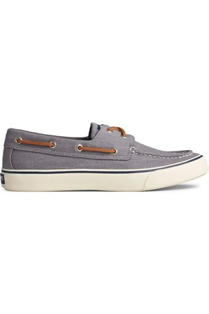 Sperry Top-Sider Men Sneakers - Men's Sperry Bahama II Baja Sneaker DarkGrey, Size 7M