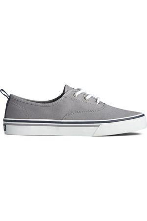Sperry Top-Sider Women Sneakers - Women's Sperry Crest CVO Sneaker Grey, Size 6M