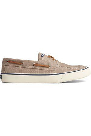 Sperry Top-Sider Men's Sperry Bahama II Baja Sneaker Taupe, Size 7M