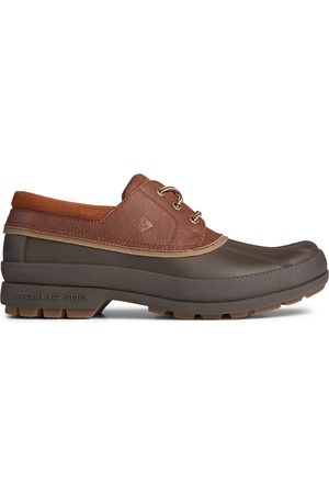 Sperry Top-Sider Men Boots - Men's Sperry Cold Bay 3-Eye Boot /Tan, Size 8M