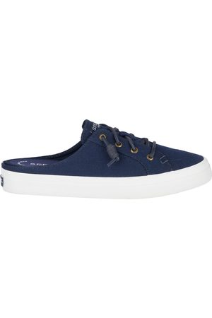 Sperry Top-Sider Women's Sperry Crest Mule Sneaker Navy, Size 5M