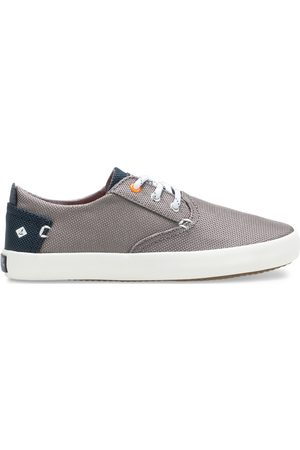 Sperry Top-Sider Sneakers - Sperry Kids Bodie Washable Sneaker DarkGrey/Navy, Size 1M