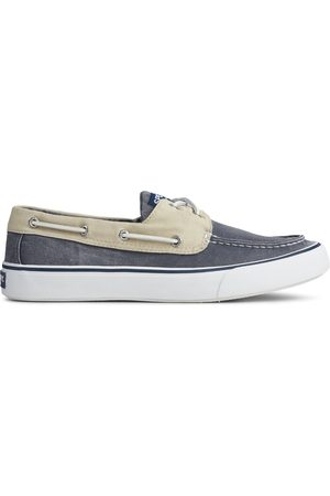 Sperry Top-Sider Men's Sperry Bahama II Sneaker SaltWashedNavy/Khaki, Size 7M