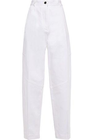 Victoria Beckham Women Boyfriend Jeans - Woman High-rise Tapered Jeans Size 25