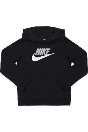 Nike Cotton Blend Sweatshirt Hoodie