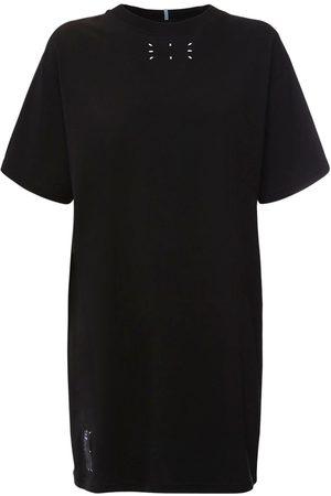 McQ Women Casual Dresses - Collection 0 Cotton Jersey T-shirt Dress