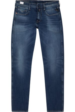Replay Men Slim - Anbass Hyperflex+ slim-leg jeans