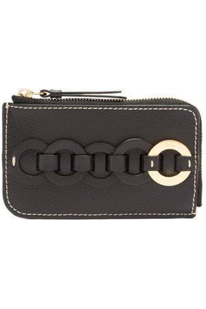 Chloé Women Purses - Darryl Leather Cardholder - Womens