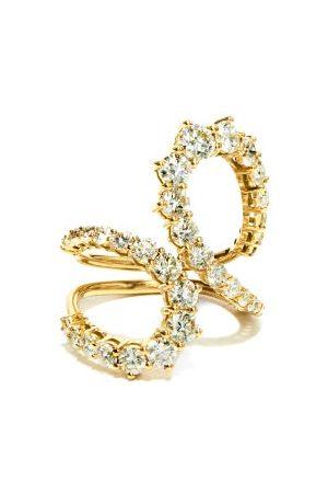 Melissa Kaye Women Rings - Aria Jane Diamond & 18kt Ring - Womens