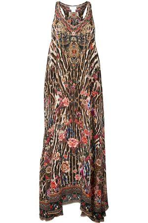 Camilla Racer back dress - Multicolour