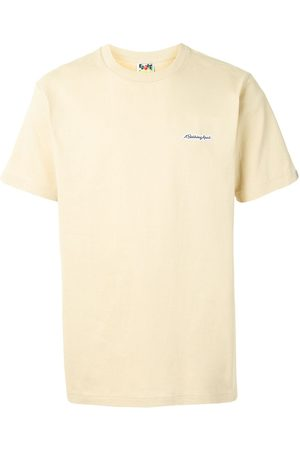 A BATHING APE® Logo-patch short sleeved T-shirt
