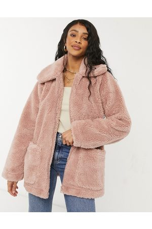 Threadbare Gaby oversized jacket