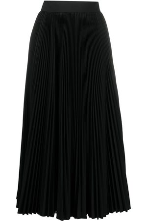 Dolce & Gabbana Pleated high-waisted skirt