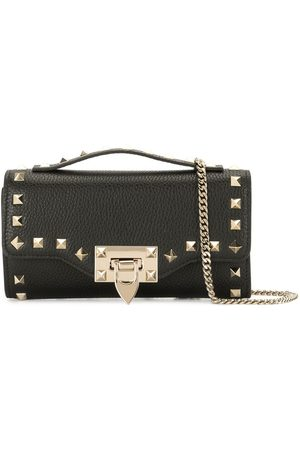 VALENTINO GARAVANI Rockstud wallet-on-chain