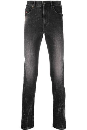 Diesel D-Amny mid-rise skinny jeans - Grey