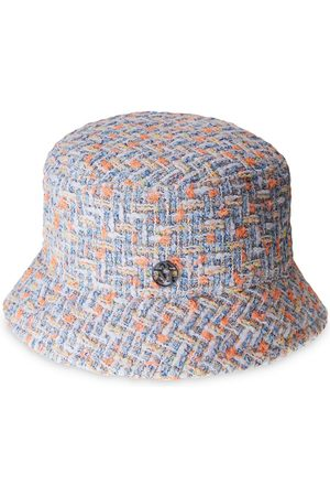 Le Mont St Michel Axel tweed bucket hat