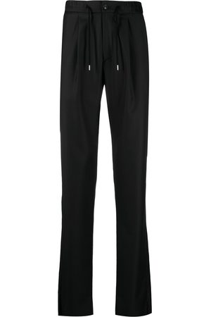 Armani Fine-knit drawstring trousers