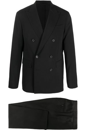 Dsquared2 Double-breasted two-piece suit