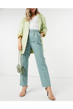 & OTHER STORIES & high waist straight leg pants in
