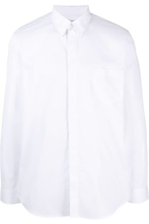 Givenchy Men Long sleeves - Button-front long sleeve shirt