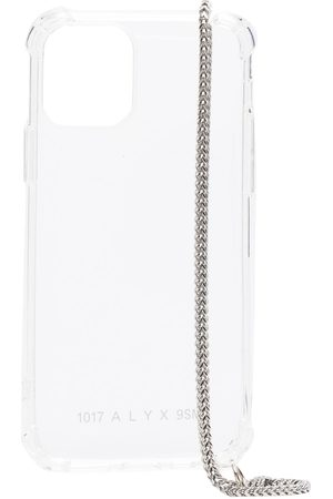 1017 ALYX 9SM Cubix-chain iPhone 11 Pro phone case - Neutrals