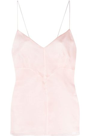 Emilio Pucci Scoop-neck panelled vest top