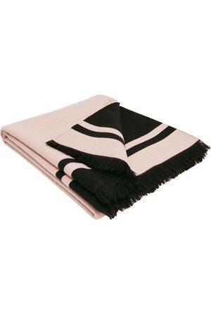 Fendi Logo-print scarf