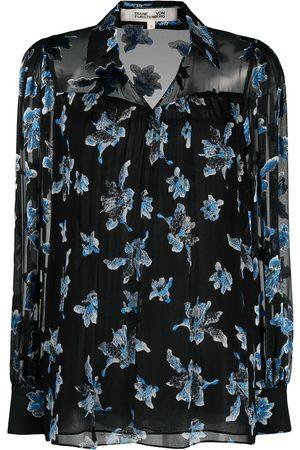 Diane von Furstenberg Women Blouses - Heidi silk blouse