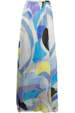 Emilio Pucci Quirimbas silk skirt