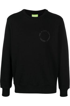 Diesel Copyright logo sweatshirt