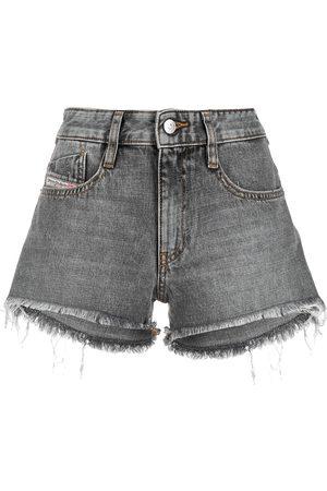 Diesel Women Shorts - DE-Rifty cut-off shorts