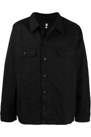 DUOltd Button-front denim jacket