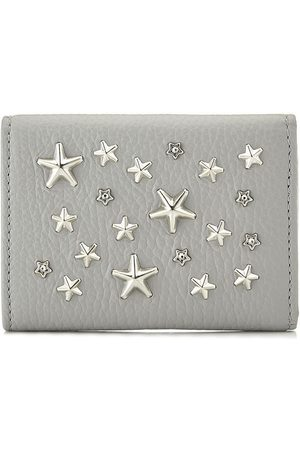 Jimmy Choo Nemo studded leather wallet